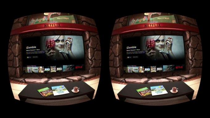 Netflix VR na Daydream dostępny w sklepie Google Play