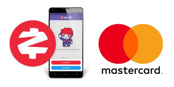 Płatności zbliżeniowe za pomocą aplikacji HAIZ
