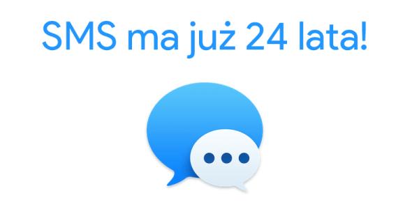 SMS obchodzi 24. urodziny!
