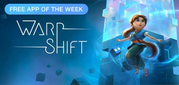 Warp Shift darmową aplikacją tygodnia w App Storze