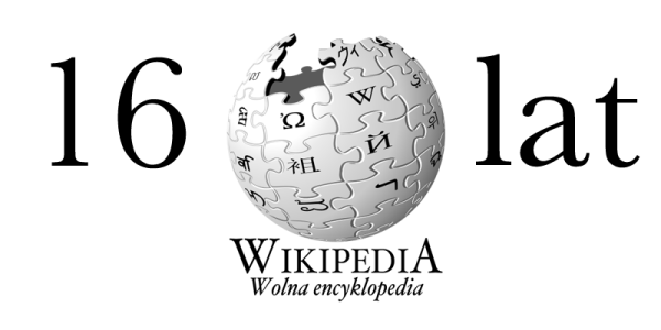 Wikipedia ma już 16 lat! HB2U!