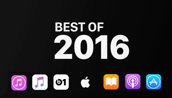 """Apple udostępniło wideo """"Best of 2016"""""""
