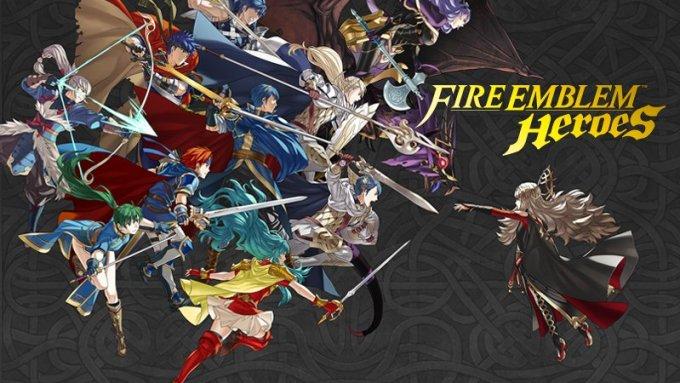 Fire Emblem Heroes - Nintendo
