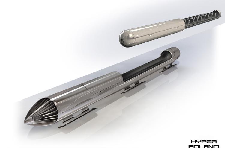 Hyper Poland - projekt Hyperloop