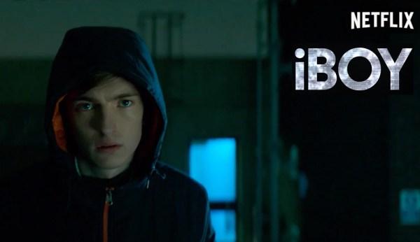 """Serial """"iBoy"""" Netflixa – czyli smartfonowe supermoce"""