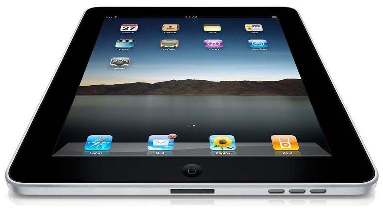 iPad 1. generacji (27 stycznia 2010)