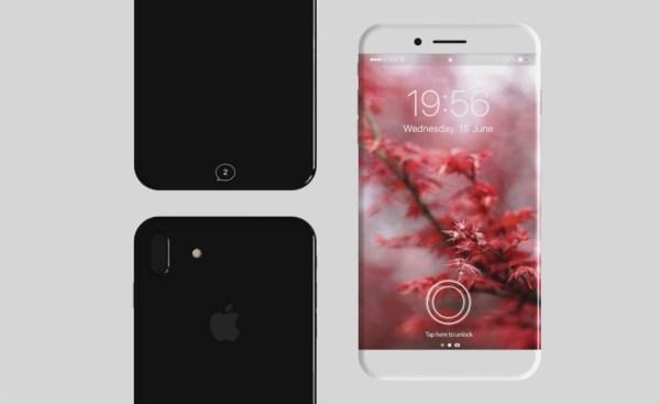 Na takiego iPhone'a 8 (X Edition) czekam!