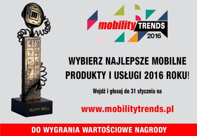 Zagłosuj w ankiecie Mobility Trends 2016 (banner)