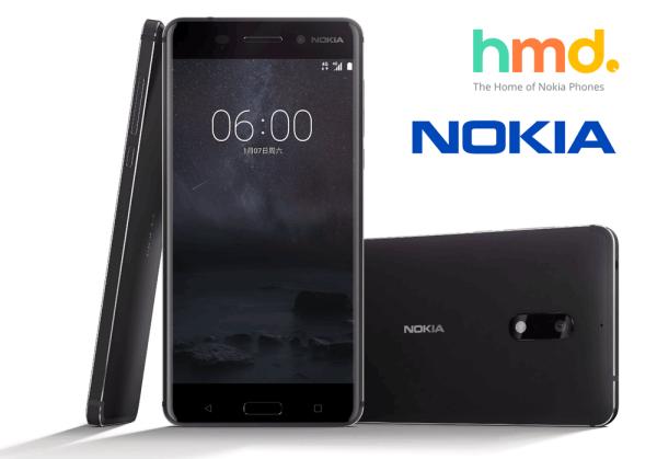 Nokia 6 z Androidem od HMD Global