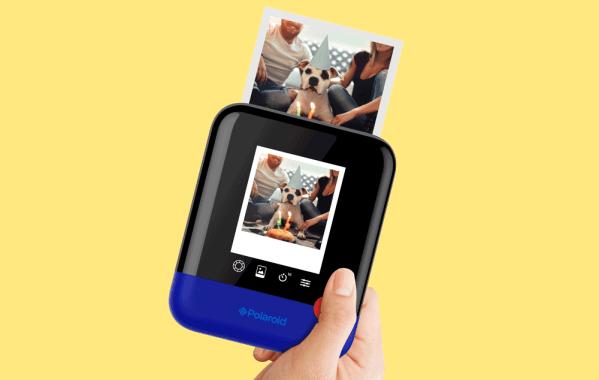 Polaroid Pop to współczesna wersja kultowego aparatu