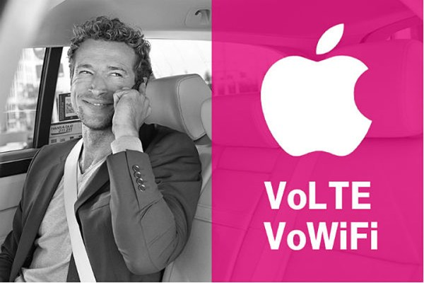 VoLTE i VoWiFi w T-Mobile dostępne na iPhone'ach