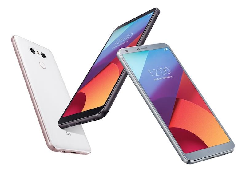 LG G6 - zdjęcie smarfona
