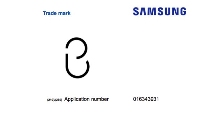 Bixby logo Samsung