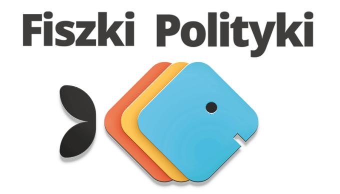 Fiszki Polityki - logo aplikacji mobilnej