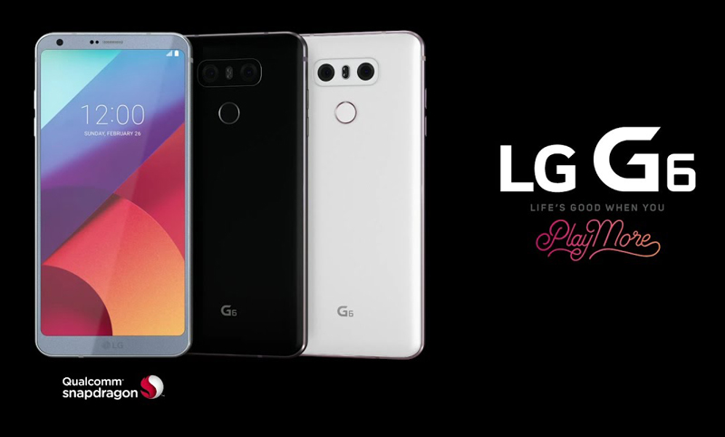 LG G6 - smartfon