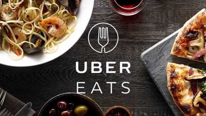 UberEATS w Warszawie