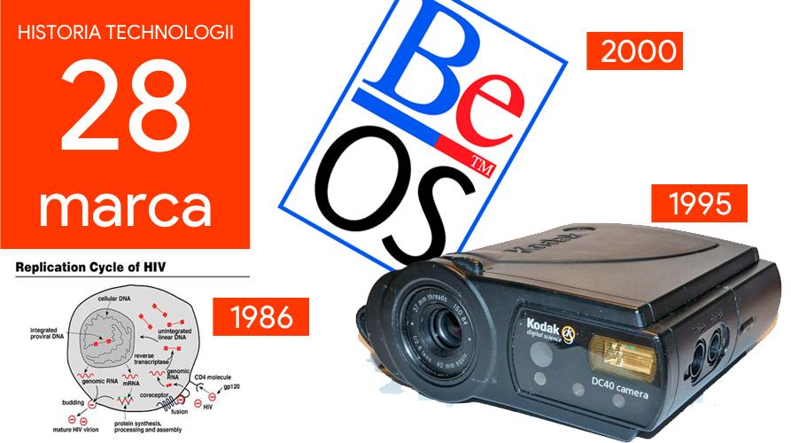 28 marca - Dzień w historii technologii