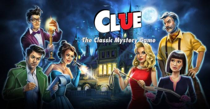 Clue (Cluedo) - klasyczna gra detektywistyczna na smartfony