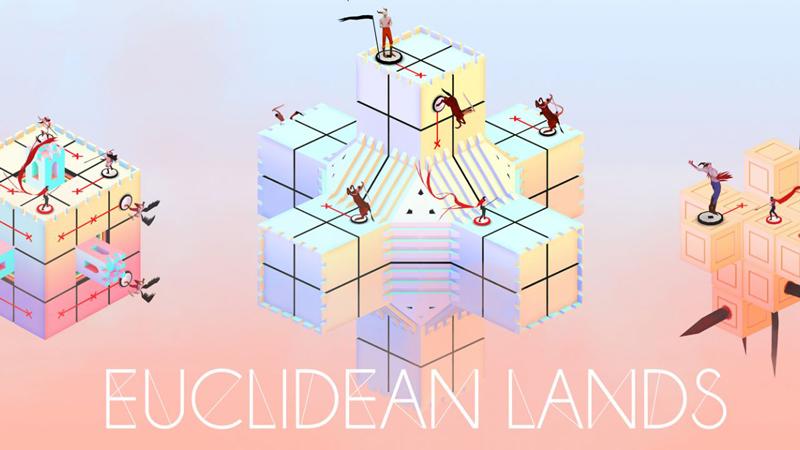 Euclidean Lands (gra mobilna na iOS-a)