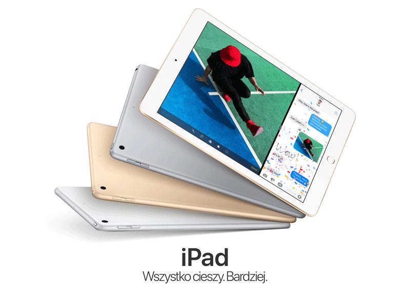 Apple iPad (marzec 2017)