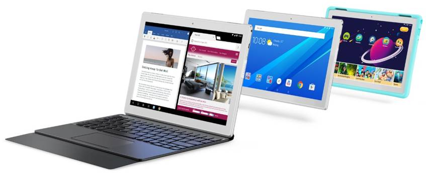 Seria tabletów Lenovo Tab 4
