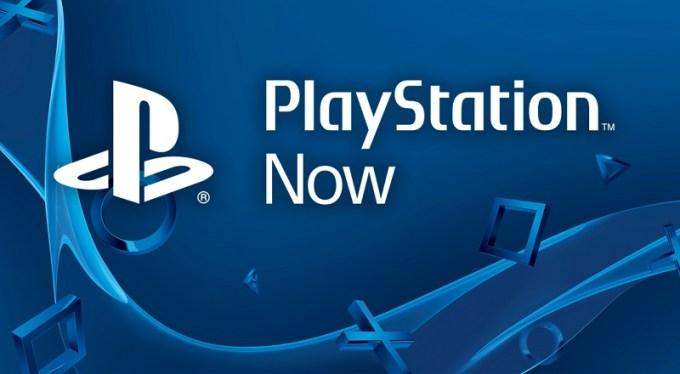 Playstation NOW logo
