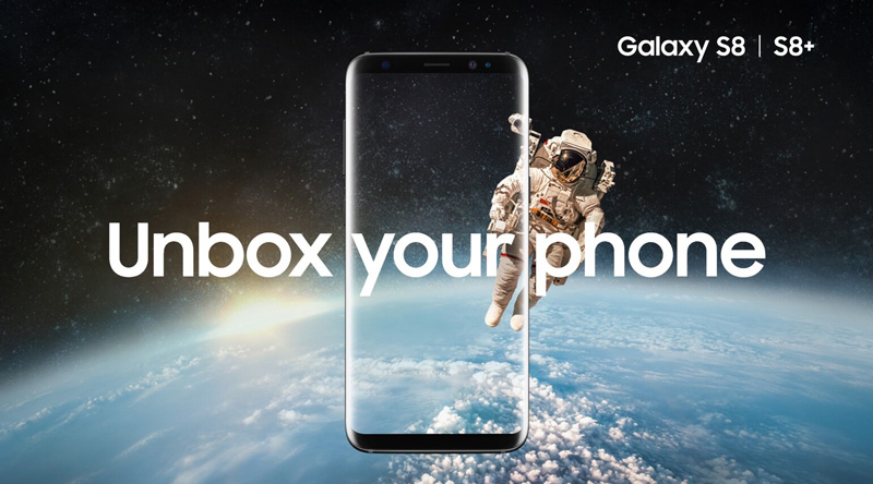 Samsung Galaxy S8 i S8 Plus