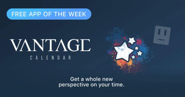Vantage Calendar – kalendarz mobilny z innej perspektywy