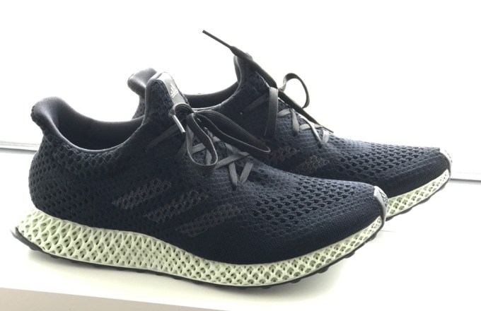 Buty drukowane w 3D - Adidas Futurecraft 4D