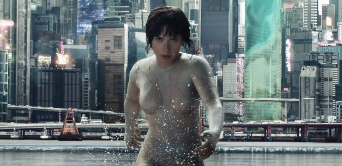 Ghost in the Shell (2017) Scarlett Johansson