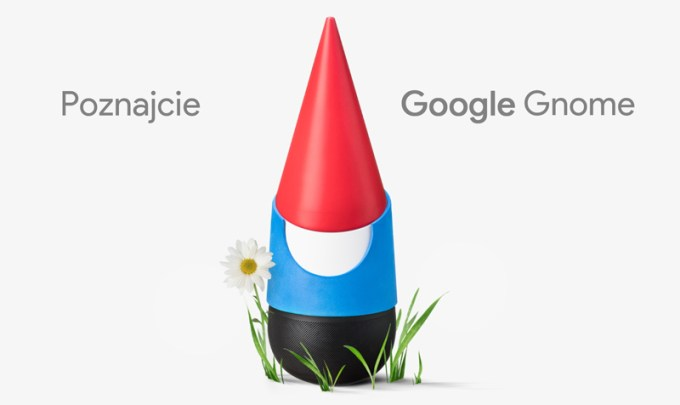 Google Gnome (Prima Aprilis)