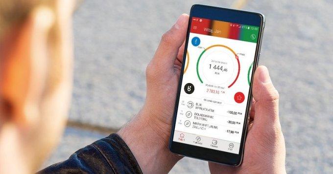 Aplikacja mobilna mBank 3.0