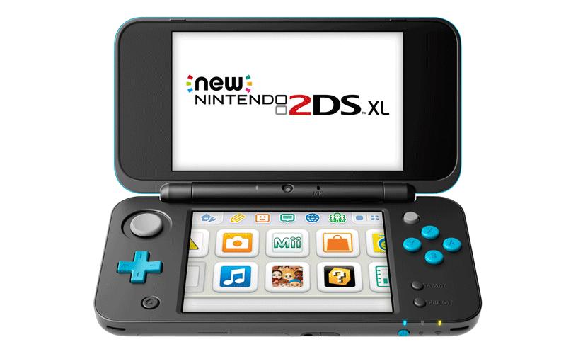 Nintendo 2DS XL (konsola przenośna)