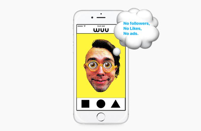 Aplikacja mobilna Wuu