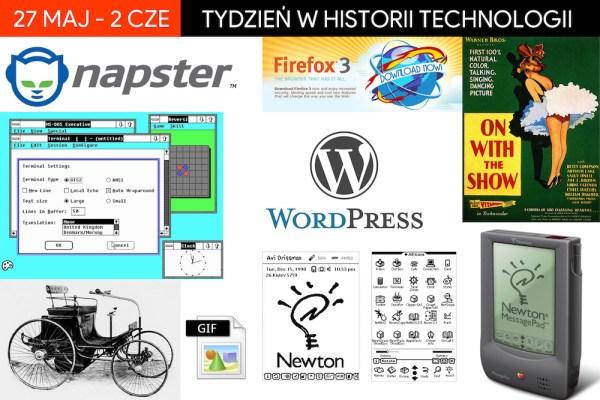 [27 maja – 2 czerwca] Tydzień w historii technologii