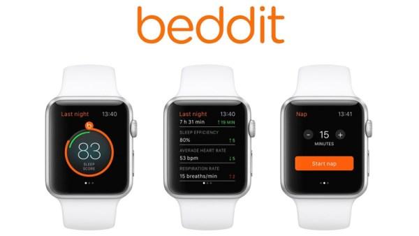 Apple kupiło popularną platformę Beddit