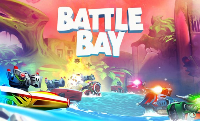 Battle Bay od Rovio na iOS-a