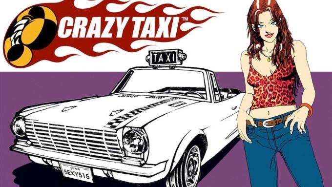 Crazy Taxi Classic (SEGA)