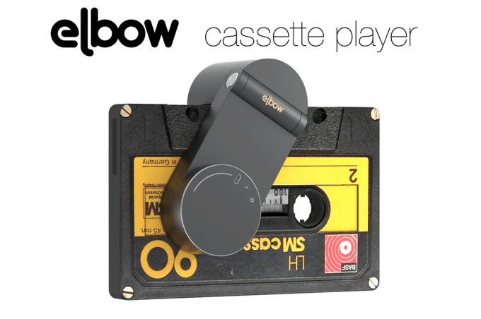 Elbow - cassette player