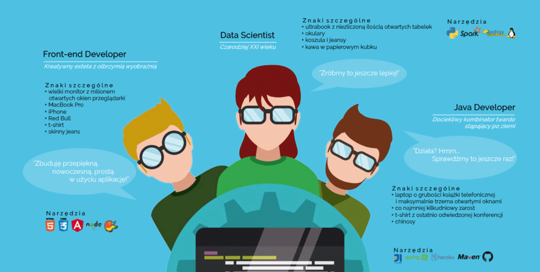 Full-Stack Bootcamp - wybierz zawód dla siebie