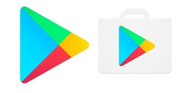 Nowa ikona sklepu Google Play Store