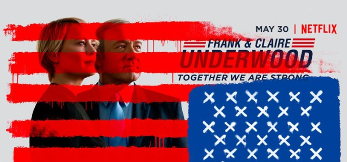 "Trailer 5. sezonu serialu ""House of Cards"""