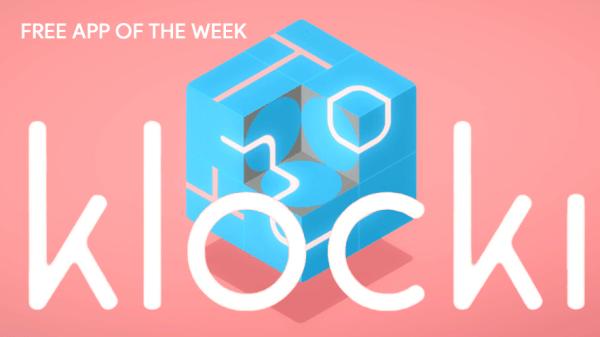 """""""klocki"""" darmową grą tygodnia w sklepie App Store"""