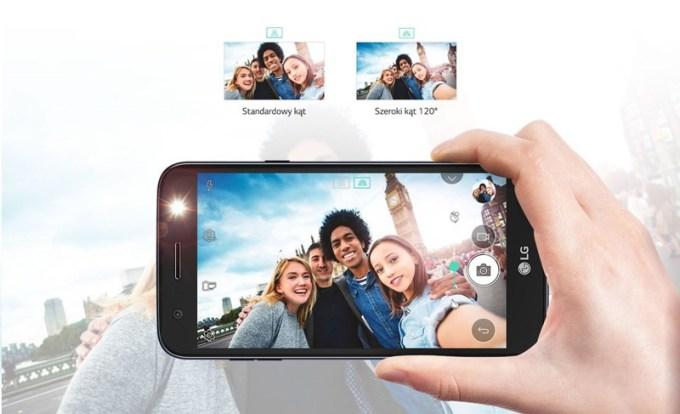 LG X power2 - zdjęcia