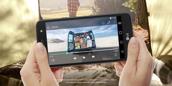 LG X power2 - smartfon