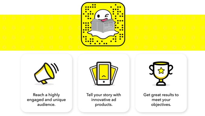 Snapchat Ad Manager