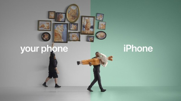 """Niezła kampania Apple'a """"Switch"""" dla niezdecydowanych"""