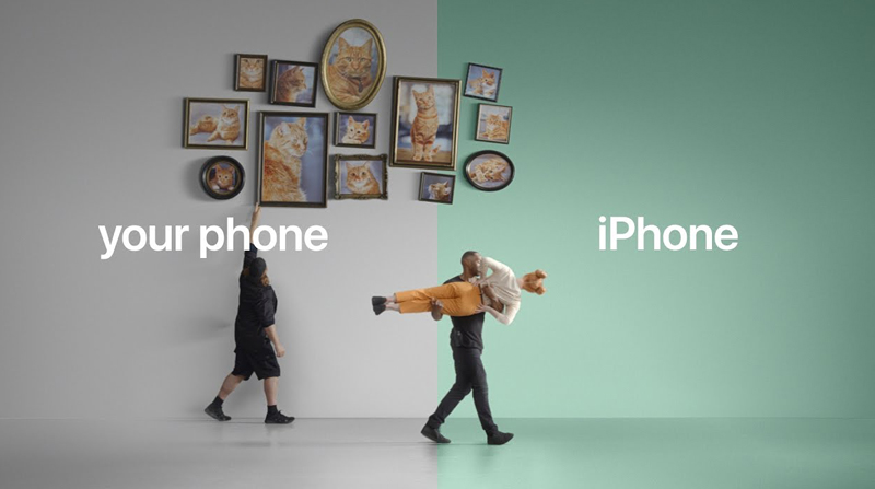 Apple - Switch (your phone - iPhone)