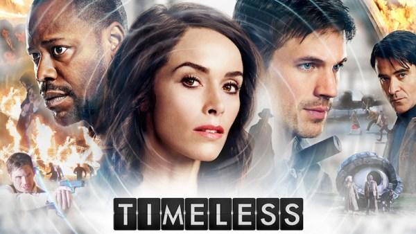 """Jednak będzie 2. sezon serialu """"Timeless"""""""
