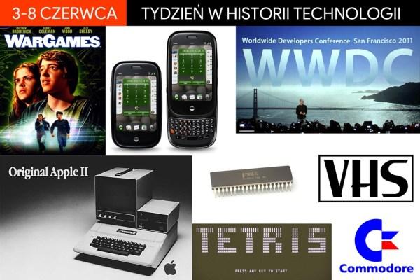 [3-8 czerwca] Tydzień w historii technologii